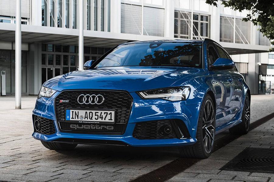 參見Audi旅行之王! 700hp的Audi RS6 Avant Performance Nogaro Edition!