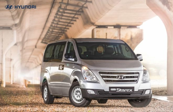 HYUNDAI GRAND STAREX 9人座進口商旅車129.8萬特價優惠
