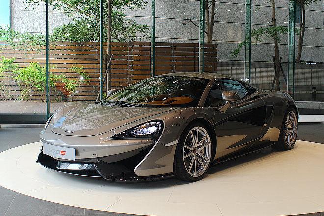 McLaren 570S繼任者將在2019年到來 特點是Hybrid動力和自動駕駛