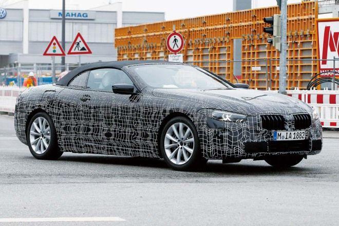 超大型敞篷王BMW 8 Series Cabriolet