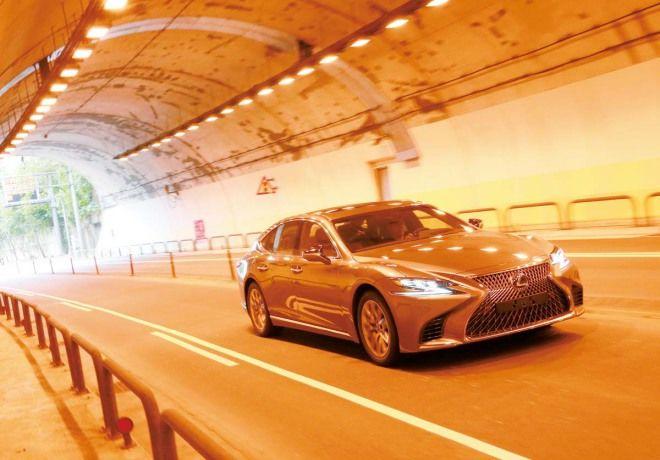歷代最強Lexus LS 500