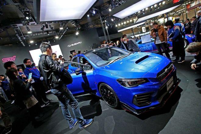 限量450台還要抽籤  Subaru WRX STI S208
