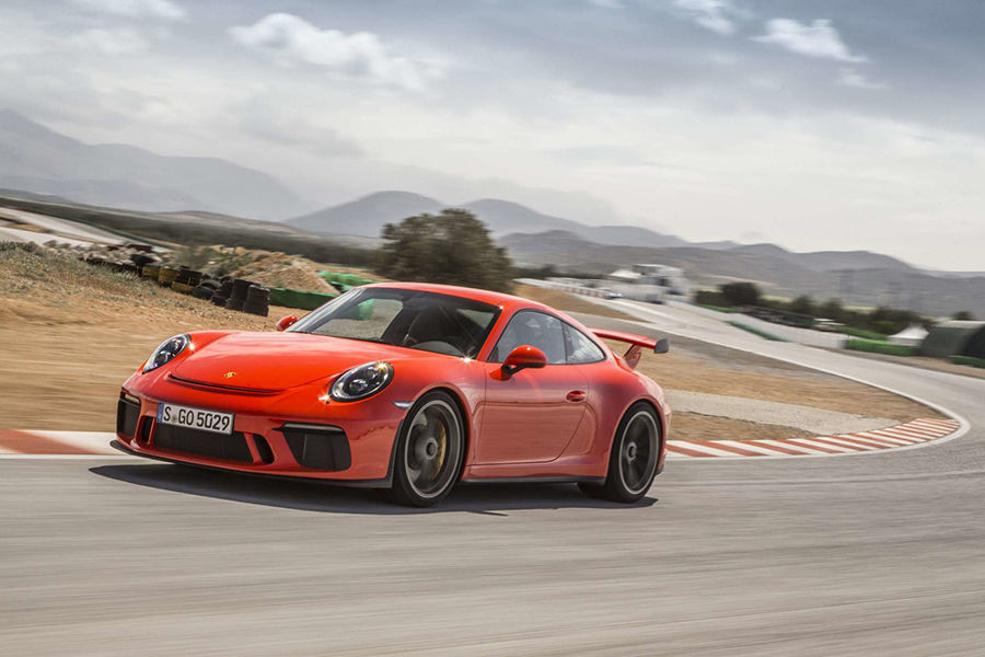 小GT2?Porsche 911 GT3小改款會取消手排、換上渦輪嗎?
