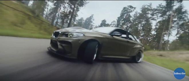 這輛820hp+的「BMW F22 Eurofighter」絕對能夠顛覆你對車的想像!