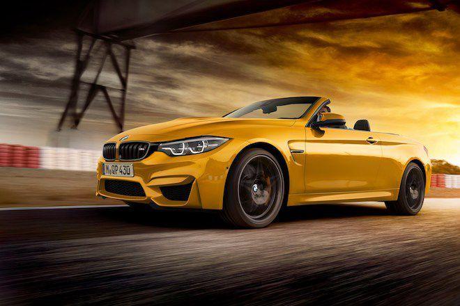 繼M3 Edition 30 Jahre後,BMW再次推出M4 Convertible Edition 30 Jahre,並將M Competition package列為標準配備!