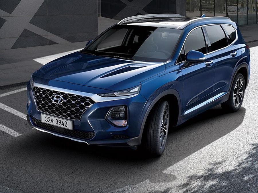 大改款2019 Hyundai Santa Fe南韓首發  售價約76萬元新台幣