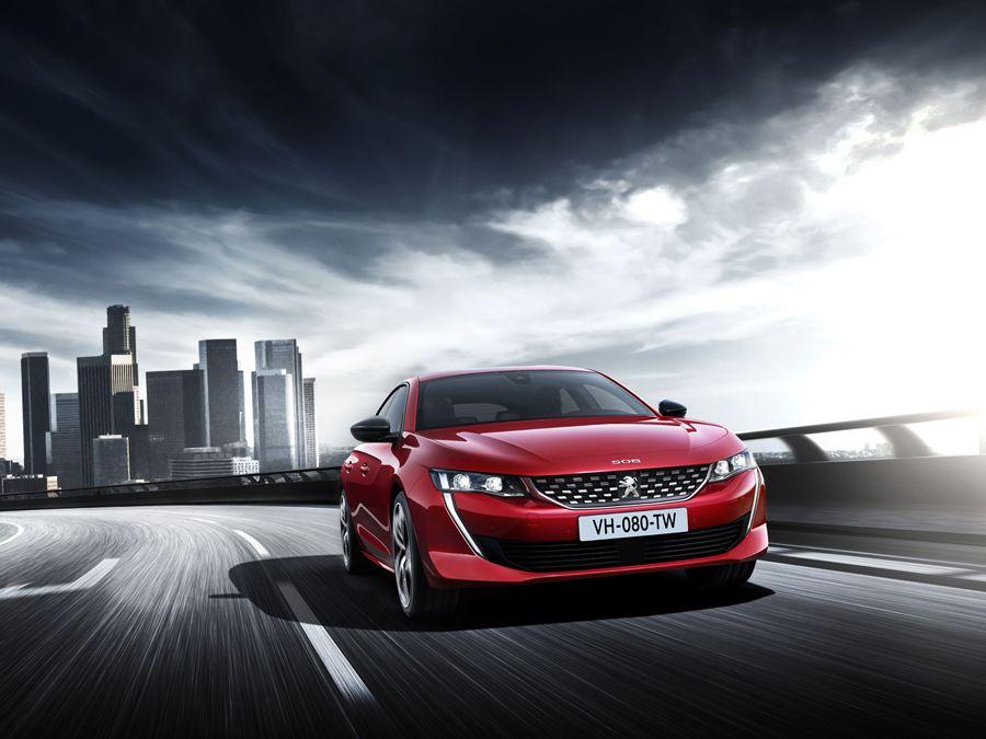 這才像獅王!Peugeot發表全新508