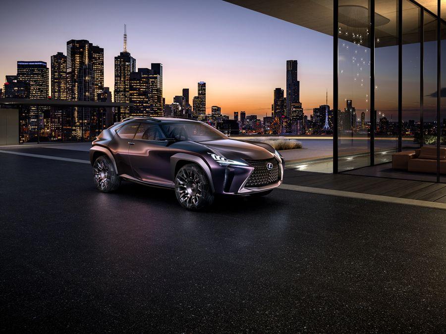 Lexus全新車款UX確定量產 最快年底導入國內