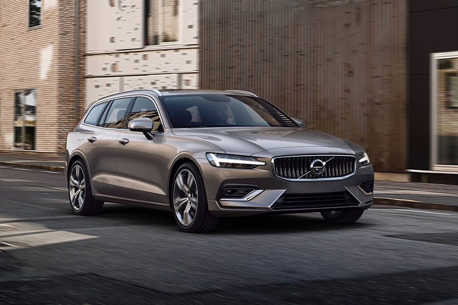 箭在弦上!Volvo V60 Cross Country確定將在未來現身!