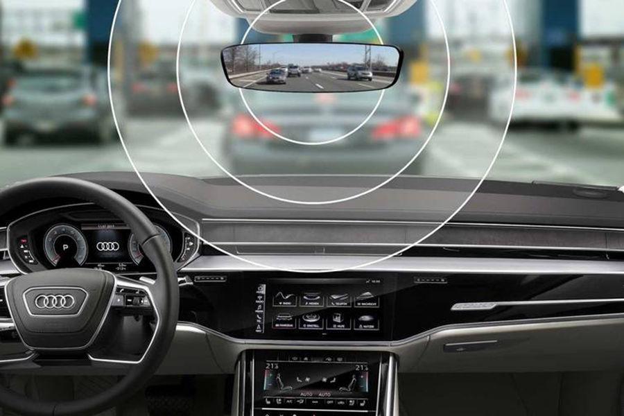 向收費條說掰掰?Audi在美國推出全球首創的整合式車載付費技術!