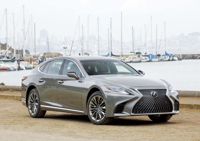 直接下修30萬元 Lexus LS 350超殺上市