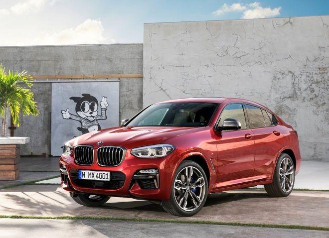 2018日內瓦車展發表亮相!第二代BMW X4有望下半年導入