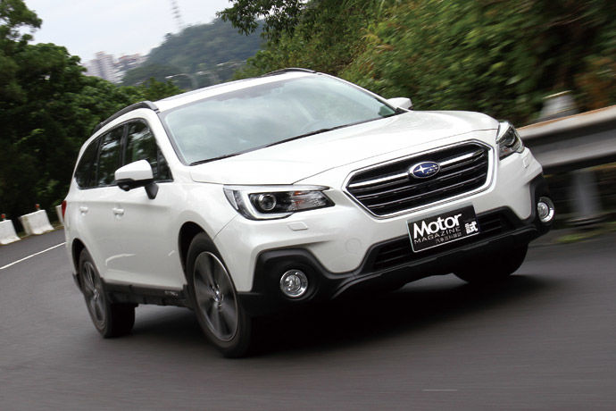野格再現    Subaru Outback 2.5i-S EyeSight