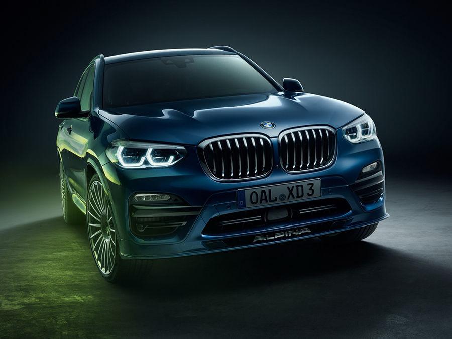 Alpina打造地表最強BMW X3!四顆渦輪才夠猛