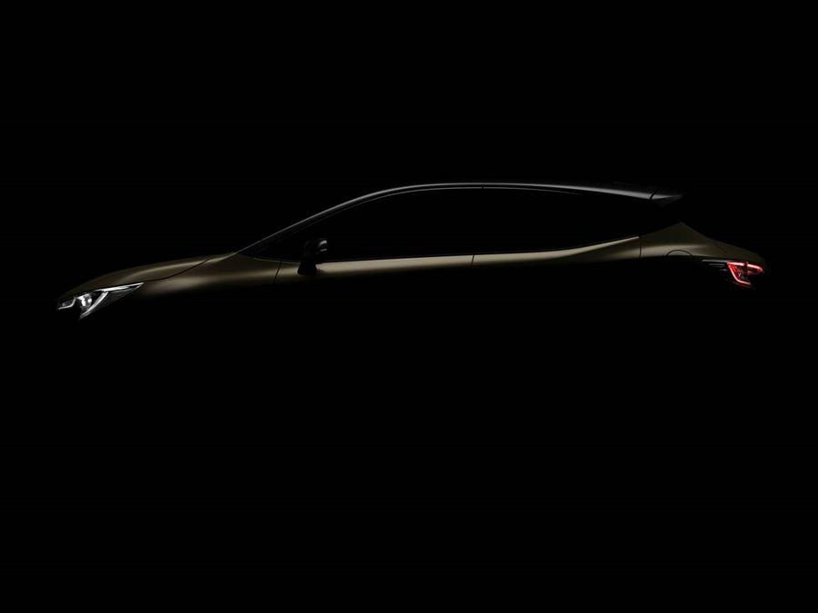 全新第三代Toyota Auris將於日內瓦車展發表 劍指Golf、Mazda 3