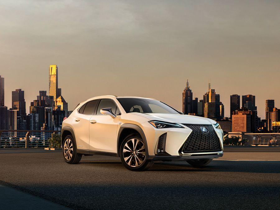 Lexus UX更多內外觀細節露出