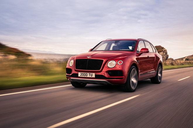 Bentley汽車將攜全新車型亮相2018年日內瓦車展