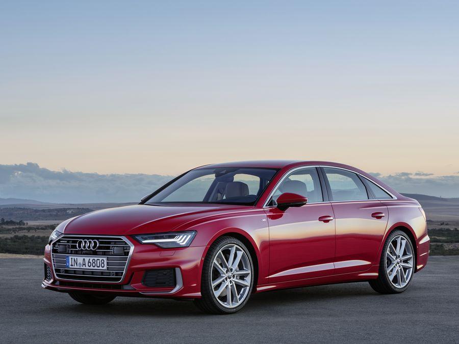 全新大改款Audi A6登場 披掛諸多來自A8科技配備