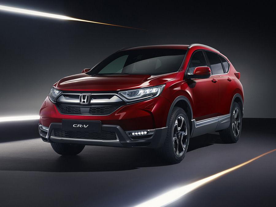 歐規Honda CR-V導入Hybrid動力 還可選7人座!
