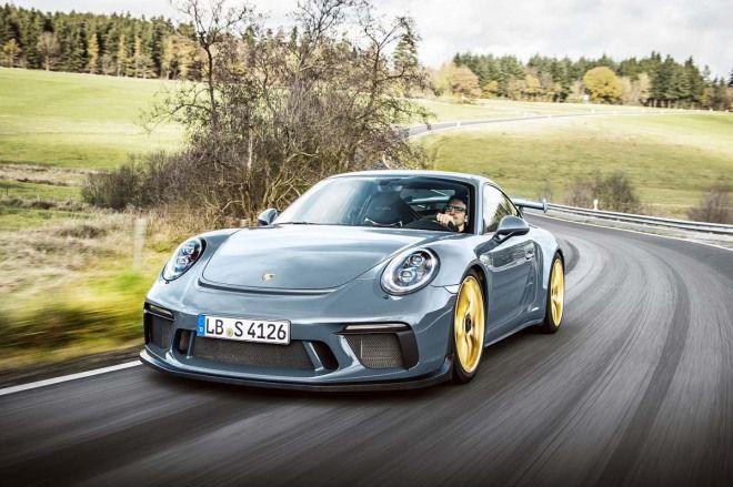 Porsche 911.2 GT3進化式  來跑Track Day也不錯!
