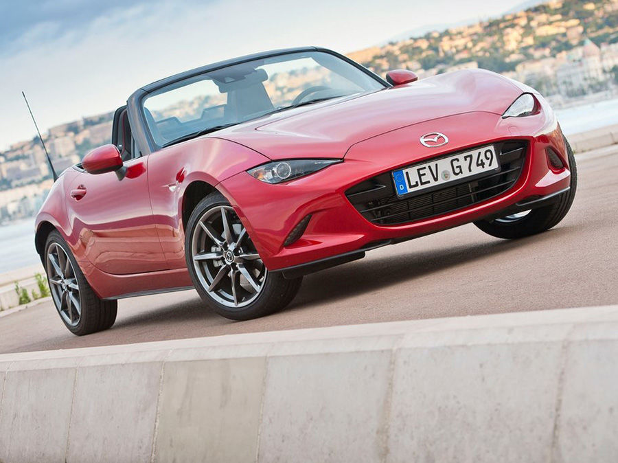 Mazda MX-5動力將提升至181匹?要導入Turbo了嗎?