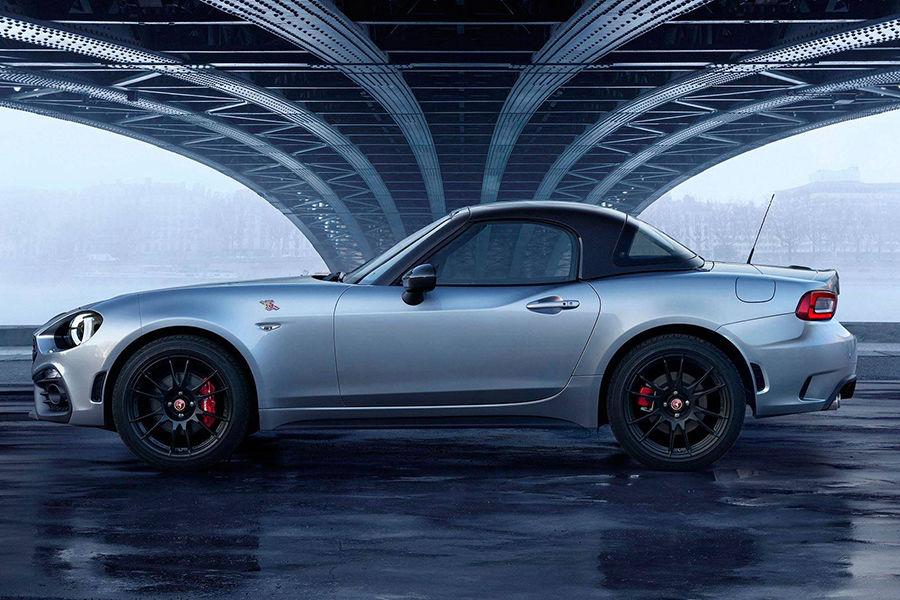 Fiat融合Abarth元素做成的124 GT,將在日內瓦車展上帶著全新的碳纖維車頂現身!