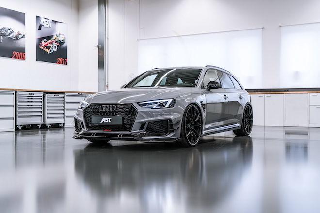 「巨獸出閘」ABT Sportsline發表全新「Audi RS4-R Avant」!挾帶530hp極致動力坐穩Super Wagon寶座。