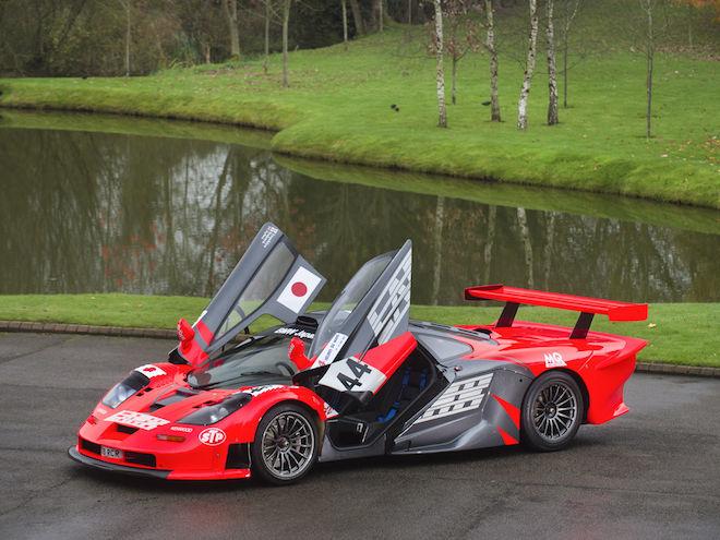 McLaren F1身價不斐?那只是你沒看過終極道路版「McLaren F1 GTR Longtail」