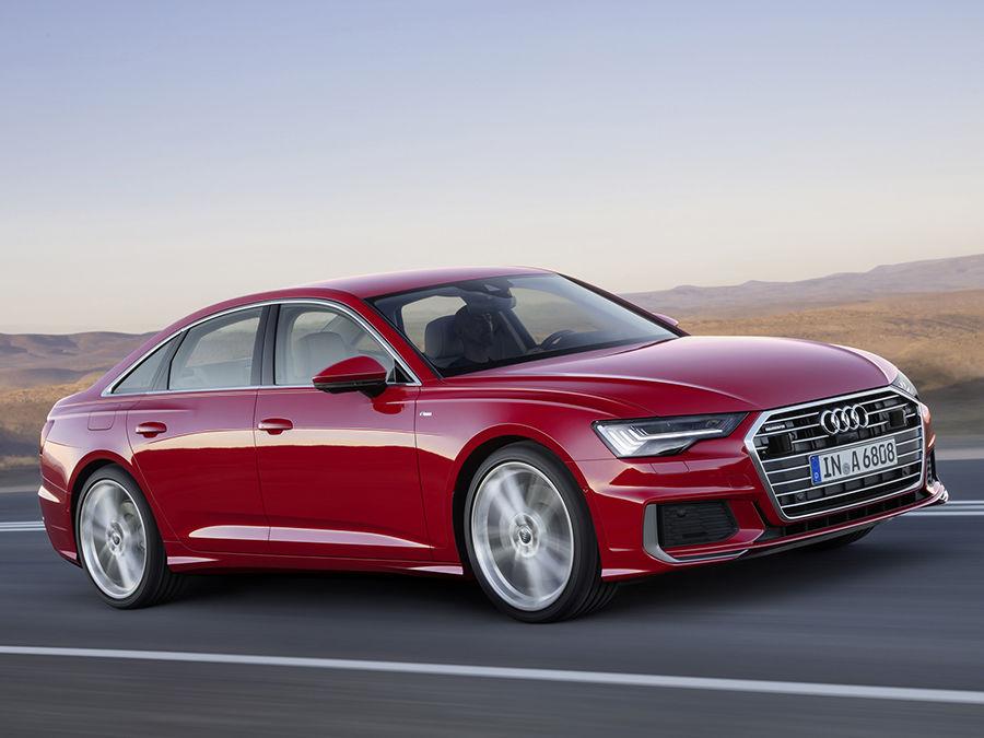 《2018日內瓦車展》第八代Audi A6 Sedan發表