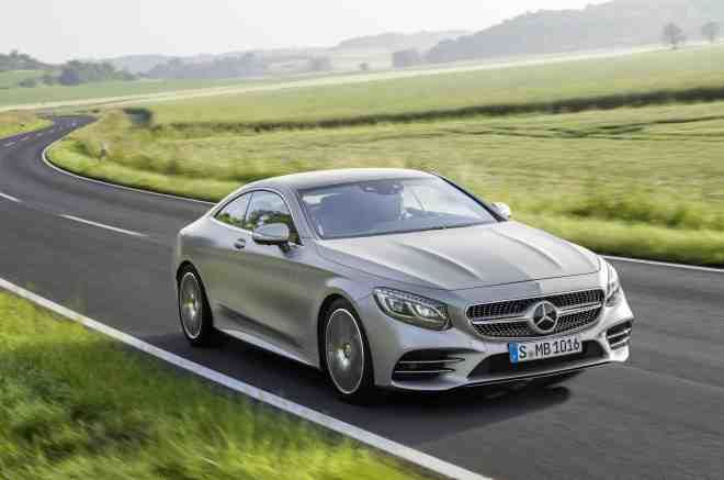 Mercedes-Benz The New S-Class Coupe 即將登台