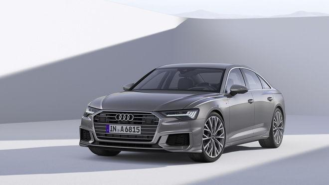 全新Audi A6 Sedan 2018日內瓦車展全球閃耀現身 四環最新e-tron 純電SUV原型車首度曝光 展開道路實測