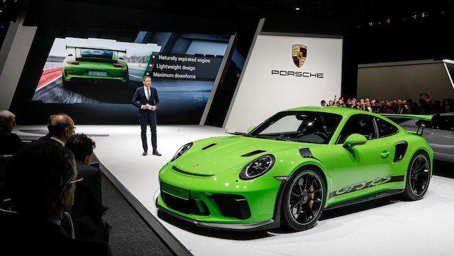 「力求突破」全新小改Porsche 911 GT3 RS無論是在性能動力、輕量化都比過往更精進了。
