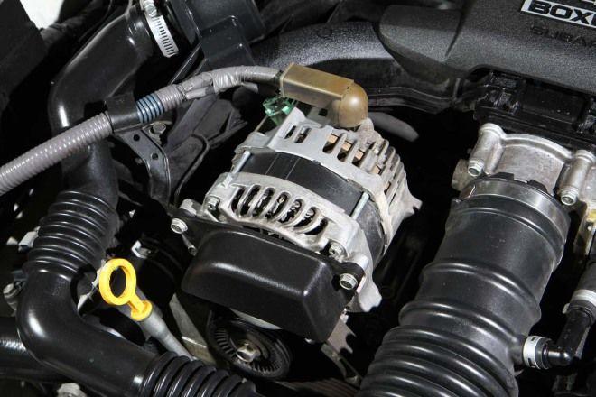 發電機為電量根源  供應所有電氣系統