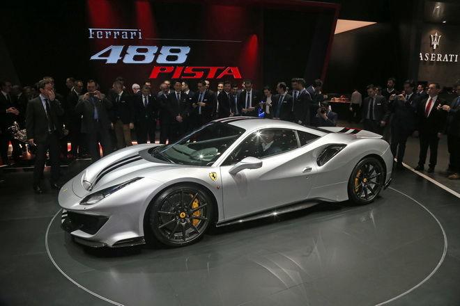 全新Ferrari 488 Pista:集賽道極致性能與超凡駕馭體驗於大成