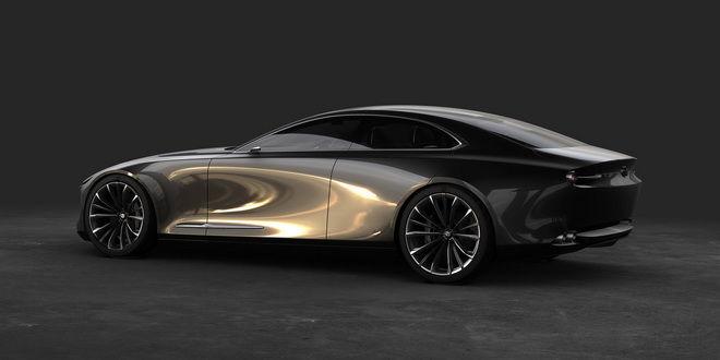 KODO魂動設計語彙再獲肯定 MAZDA VISION COUPE概念車獲頒日內瓦「年度風雲概念車」
