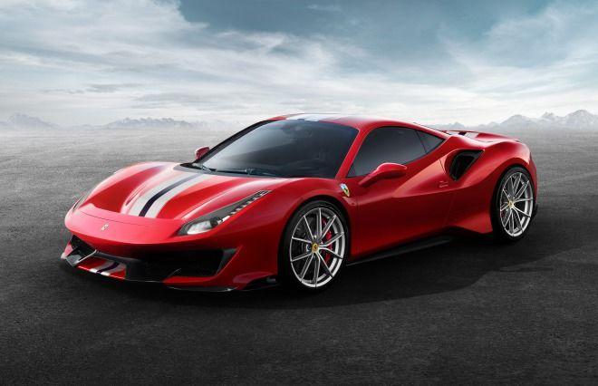 全新Ferrari 488 Pista搭載史上最強勁的V8引擎