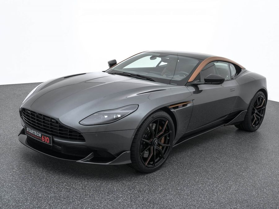 Aston Martin DB11 V8的逆襲!Startech推出暴力改裝套件!