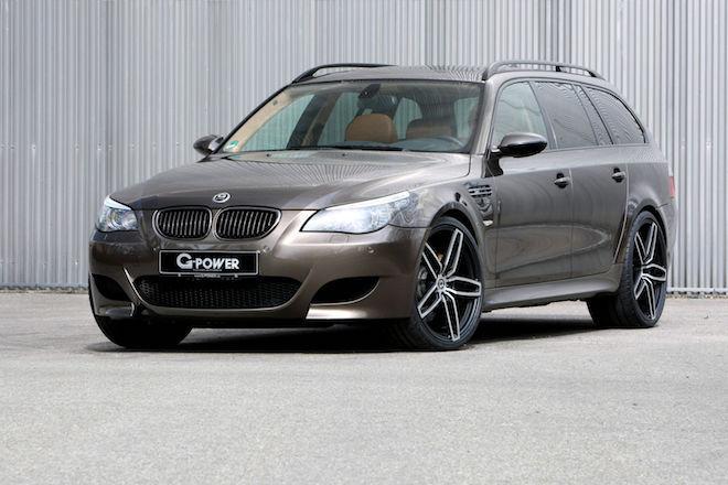 誰說旅行車不能癲狂?「BMW E61 M5 Touring」極限壓縮至「1,001PS」給你看!