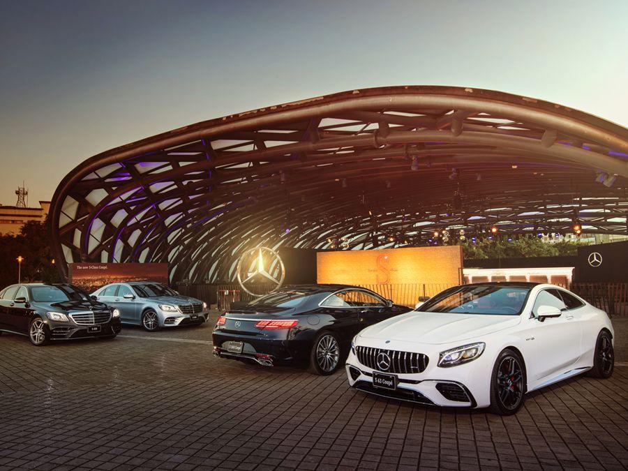 835萬起!全新Mercedes-Benz S-Class Coupe正式登台