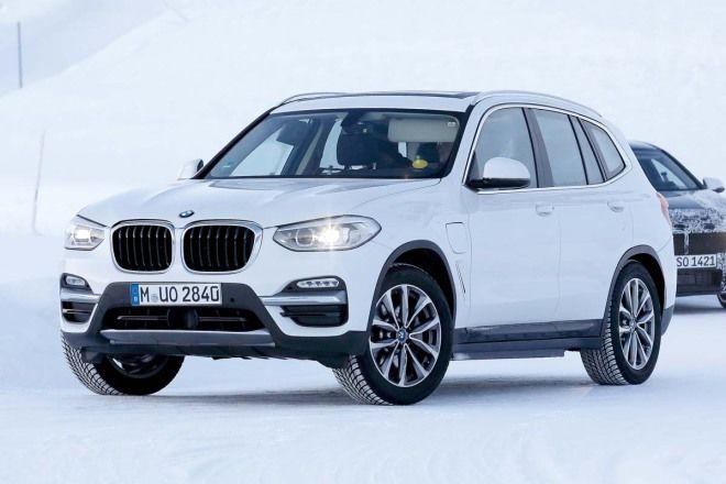 BMW唯一願意確認的純電動SUV  BMW iX3