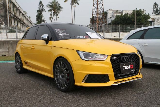 OP頑車聚-歐系改裝組選美冠軍-Audi S1 400hp式樣