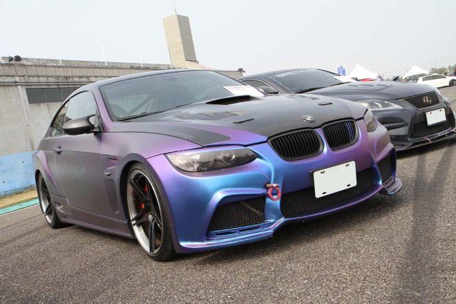 OP頑車聚-變色寬體BMW E92 335i