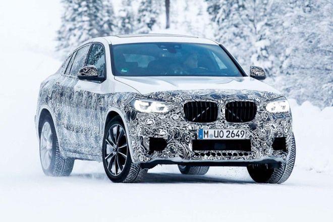 SUV的殺招BMW X4 M