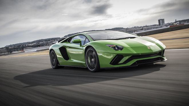 要是現實中真的推出「後驅版」Lamborghini Aventador SV,你敢開?