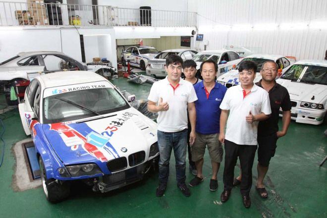 BMW集結成軍 E36、E46、E90、E92全員到齊