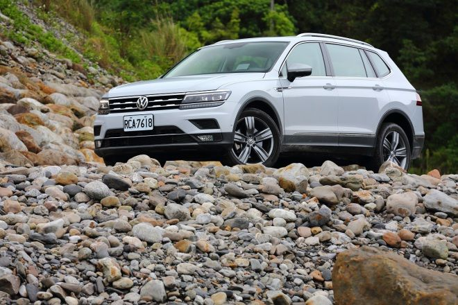 Volkswagen Tiguan Allspace 400 TDI   Fit in Every Place