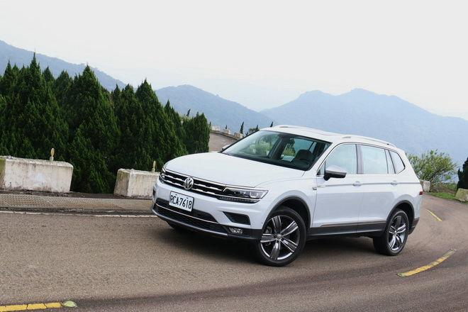 更長的更好  德藝七座休旅Volkswagen Tiguan Allspace駕到