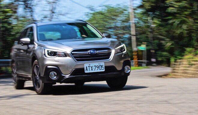 「這次跟你來真的」讓你清楚了解究竟Subaru OUTBACK 2.5i-S EyeSight多了什麼!OUTBACK 2.5i-S EyeSight試駕(內外觀篇)