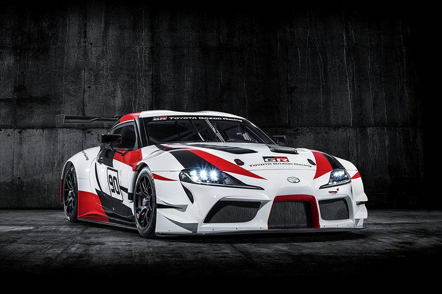 強悍操控認證!新Toyota Supra擁有50:50車身重量比