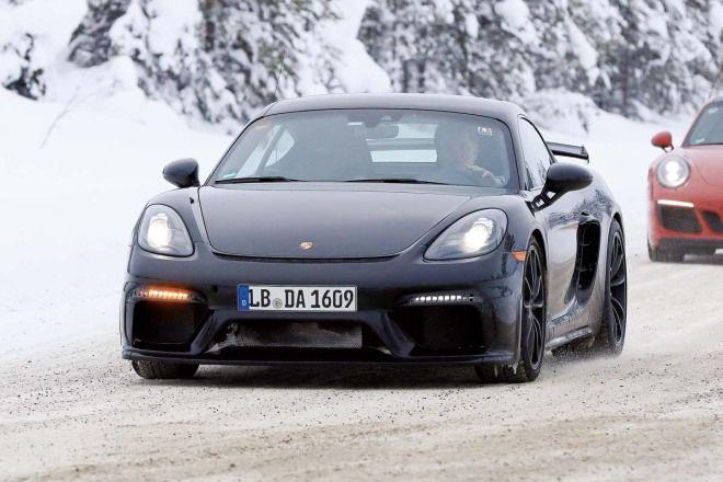MR 911  Porsche Cayman GT4將把性能做到極致